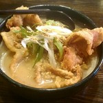 70483910 - ぱいくう麺(味噌)960円