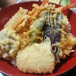 赤津 - 天丼