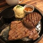 ステーキ&ハンバーグ専門店 東京壱番グリル -