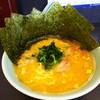 らーめん 千家 - 料理写真:ラーメン並+のり。¥700+¥50