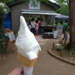 高橋牧場のアイス屋さん - 料理写真:牛乳アイスクリーム