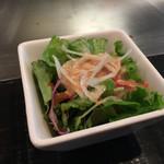 花子 - ランチのセットサラダ