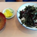 丸仙食堂 - 肉丼