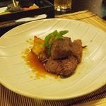 季節料理 魚喜 - お肉