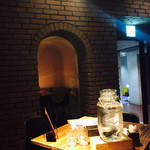 TASCA - 入口と個室