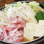 70491474 - 豚キムチ鍋