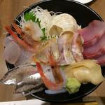 70491479 - 「のど黒と日本海の魚たち」上から