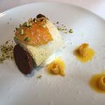 ソルト バイ ルークマンガン - ホワイトチョコレートのパルフェ