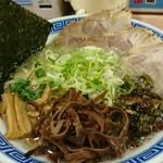 麺処 湊生 - チャーシュー特級豚骨ラーメン