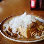 山ちゃん - 料理写真:重ネ(とうふ煮込)