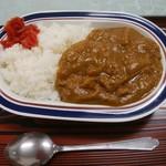 網走市役所 食堂 - 料理写真:カレー380円(スマホ)