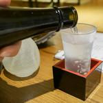 旬海佳肴 一家 - 地の日本酒も美味しい!