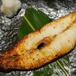 旬海佳肴 一家 - 鯛の焼き物