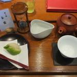 茶亭SUMI - 玉露セット