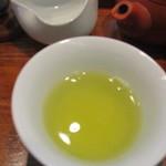 茶亭SUMI - 1杯目の玉露
