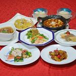 北京料理 百楽 - 料理写真:3500円 H29夏web