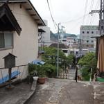 ネコノテパン工場 - おまけ・尾道風景(2017.7.24)