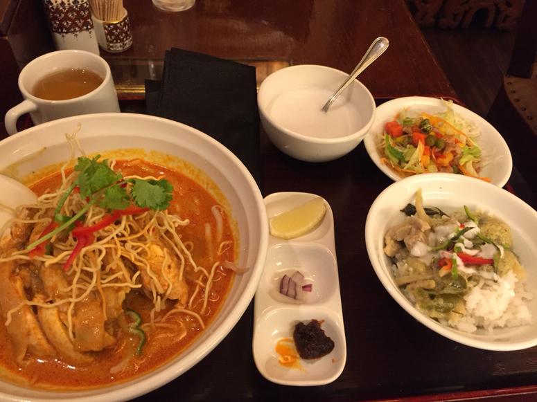 ジャスミン タイ 八重洲店
