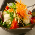 SUGAR HILL KYOTO - 京豆腐と京野菜のサラダ