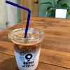 ナインボーデンコーヒー - ドリンク写真:Latte(ICED)