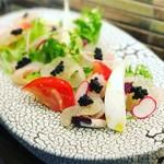 Dining TABI - 鮮魚のカルパッチョ
