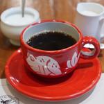 イル カルディナーレ - コーヒー