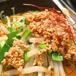 70502512 - 野菜やひき肉がたっぷり!