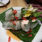 70503595 - 生春巻き Spring roll