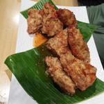 70503599 - カノム・パン・ナ・プー(カニの揚げパン) Kanom pan na puu