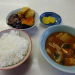 やまだ食堂 - 料理写真:組み合わせ定食