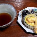旅籠 ふじ - 野菜天ぷら