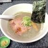 鬼そば - 料理写真:「最強」極にぼ_850円、生姜_50円