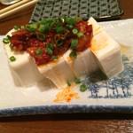 龍 - チャンジャ豆腐_518円