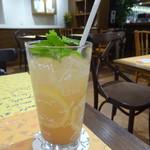 ロクシタンカフェ - スパイシージンジャエール
