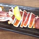 TOKYO都庁議事堂レストラン - 烏賊一夜干し