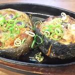 TOKYO都庁議事堂レストラン - インドマグロテールステーキ
