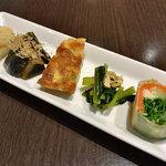 梅小町 - お惣菜盛り