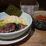 野郎ラーメン - つけ麺「ベルセルク」~☆