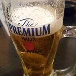木村屋本店 - 生ビール
