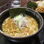 嘉藤 - 中華そば(焼豚なし)