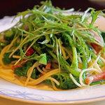 7051460 - 菜園風スパゲティーニ。<2011_03>