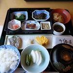山の上ホテル - 朝食(2007/05)