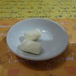 ロクシタンカフェ - オリジナルマシュマロ 絶品♪