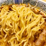 70511183 - 麺アップ