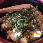 イチジク - 親子丼!美味し!!