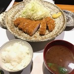 70515100 - 【ロースかつ定食…2,700円】♫2017/7