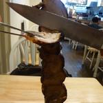 シュラスコレストラン ALEGRIA shinjuku - 豚バラ