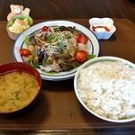 カフェ スペース - 料理写真:日替わり(400円)