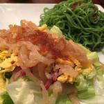 全家福 - 翡翠麺の冷やし中華