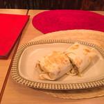 ロホ アミーゴキッチン - ブリトー